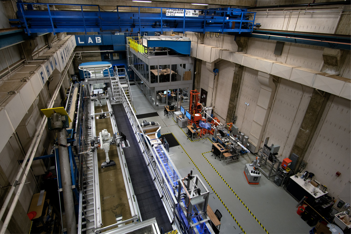 J  Sterling Jones Hydraulics Research Laboratory Overview | FHWA