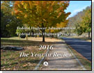 Cover Page, 2016 Year in Review