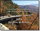 Cover for 2018 Year in Review