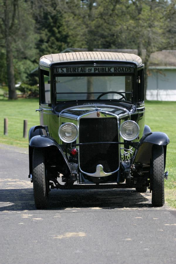 1931 Graham-Paige Commercial Car