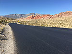 Improving visitor experience on Scenic Loop Drive, Red Rock Canyon National Conservation Area, Nevada
